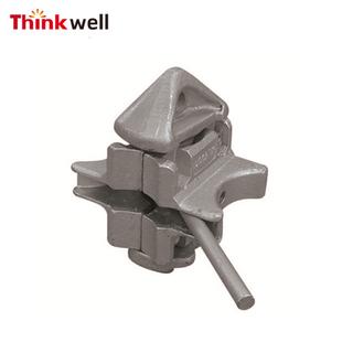 左右熱浸鍍鋅類型容器配件手動燕尾形扭鎖