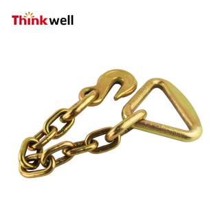 G70三角環鏈吊索(附眼鉤)